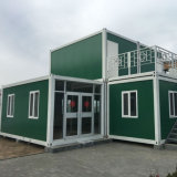Casa plegable modular del envase para Australia