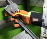 Cuir de vache TPR Anti-Abrasion Flame Resistant mécanique des gants de travail