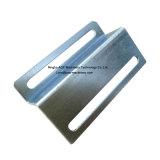 Металлический лист OEM штемпелюя часть с обработкой плакировкой никеля цинка