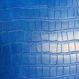 Wearable, In reliëf gemaakte Synthetische Leer van pvc voor Zak