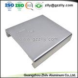 Profil en aluminium aluminium extrudé personnalisé le dissipateur de chaleur