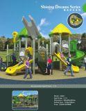 Im Freienunterhaltungs-Spielplatz-Gerät für Kinder