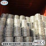 Belüftung-beschichteter oder galvanisierter Stacheldraht mit Fabrik-Preis