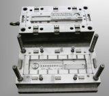 Servicios que moldean de fábrica del precio del ordenador del ratón de la inyección plástica por encargo china de los accesorios/piezas plásticas de Injectoon