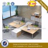 現代デザインHPLボード3年の品質の保証のオフィスの区分(HX-8NR0283)