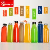 Одноразовые удалите пластиковую Пэт выжмите сок из расширительного бачка с помощью винта с
