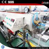 Tubo plástico de PP/PE/PPR que hace la máquina con el estirador de solo tornillo