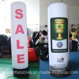 Konkurrenzfähiger Preis-aufblasbare Pfosten-Spalte-volles Drucken für Werbung