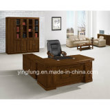 現代管理の木製の机マネージャ表のオフィス用家具Yf-2816