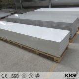 Surface solide acrylique blanche 12mm de neige de matériau de construction