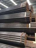 構築及び構造黒いERWの炭素鋼の管円形セクション足場管