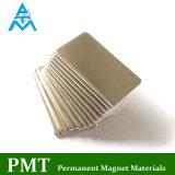 Blatt-Neodym-Magnet mit NdFeB magnetischem Material