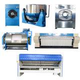 Het professionele Ziekenhuis en de Prijzen van de Apparatuur van de Wasserij van het Hotel (Wasmachine, droger, ironer, omslag)
