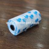 Распределитель косточки мешка Poop собаки полиэтиленовых пакетов HDPE для промотирования