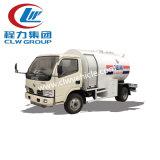 Caminhão do Bobtail do gás de Dongfeng 4X2 mini LPG