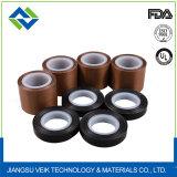 Résistantes à la chaleur de 250 microns feuille adhésive PTFE de bandes en Fibre de verre
