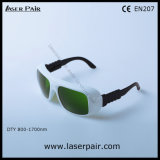 ダイオードレーザー及びNDのための980nm&1064nm&1320nmレーザーの安全ガラス: LaserpairからのYAGレーザー及びファイバーレーザー