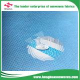 Nonwoven Fabric durante largos manteles desechables con 100% de la PP