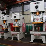 Les pièces automobiles JH21 C-châssis tôle poinçonnage Presse presse mécanique 250 tonne excentrique