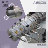 Linha de produção da tubulação da extrusão Machine/PVC de Sjsz