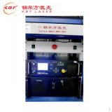 전화 상자를 사용하는 다중목적을%s 최고 UV Laser 표하기 기계