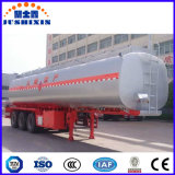3 판매를 위한 차축 42000L-55000L 석유 탱크 트레일러 연료 탱크 트레일러
