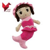 유행 대중적인 견면 벨벳 아기 인형 소녀 장난감