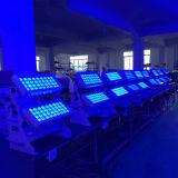 72X10W im Freien LED Wand-Unterlegscheibe-Licht