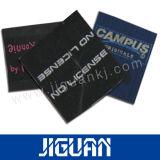Escrituras de la etiqueta tejidas escrituras de la etiqueta de lujo de encargo al por mayor de la ropa de las escrituras de la etiqueta de la ropa