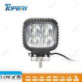 Lámpara auto impermeable del trabajo del cuadrado 40W LED del precio al por mayor