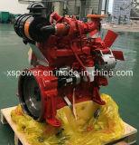 Motor diesel 4bt3.9-C105 de Dongfeng Cummins para el proyecto de Engneering del sector de la construcción