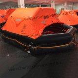 Utilisation de bateaux de pêche de jeter sur comité Radeau de sauvetage gonflable