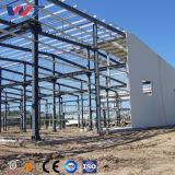 Stahlkonstruktion-Werkstatt mit hohem Normalspant-Zelle-Entwurf
