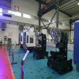 Mt52dl-21t三菱システムCNCの高精度の訓練および製粉の旋盤