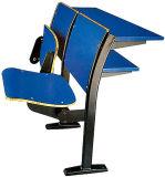 강의 대학 책상과 의자를 접히는 플라스틱 PP 대학 교실 책상과 의자 세트