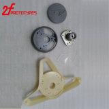 Piezas de torneado trabajadas a máquina modificadas para requisitos particulares con POM, ABS de /CNC de las piezas del plástico de la alta precisión que muelen