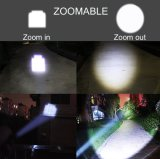 Светодиодные фонарики, яркий 3 режимов работы небольших алюминиевых фонарик