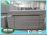 El panel de emparedado incombustible del poliuretano de la alta calidad para la pared