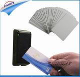 Глянцевая ламинированные S50 1K памяти закодированные ПВХ NFC карты