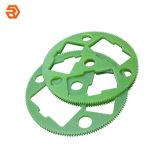 Laminé en fibre de verre époxy FR4 Pièces de traitement (roue planétaire)