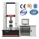 Machine de test universelle électronique du moteur Ty8000 servo 200kn