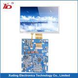 Visualización del LCD del segmento de Digitaces de la visualización del Tn Transflective LCD