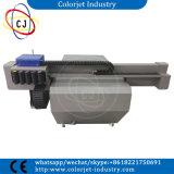 Una impresora plana UV1 con aire de tornillo de bola de la Plataforma de chupar la pantalla LCD del panel de operación del sistema de transmisión