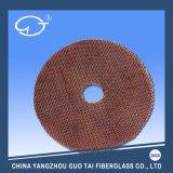 Engranzamento elevado do filtro de água da fibra de vidro do silicone da resistência de alta temperatura