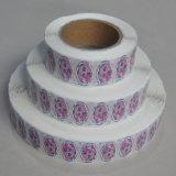 도매 주문 비닐 스티커, 인쇄하는 스티커, 접착성 차 전사술