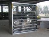 Sistema di ventilazione automatico per la strumentazione della Camera del pollo da carne