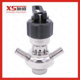 SS316 DN10 neumático aséptica las válvulas de muestreo Automático Manual