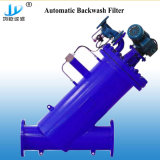 El filtro automático de Backwashing