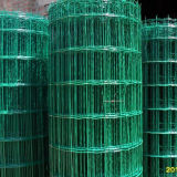 Enduit de PVC Clôture Treillis Soudés Holland