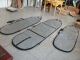 Stijl 2 van de Rugzak van de Zak van de Surfplank van de Zak van de Reis van Hardcase van Surfbag